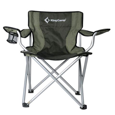 кресло кемпинговое Kingcamp Alu Arms Chair (86Х54Х82)