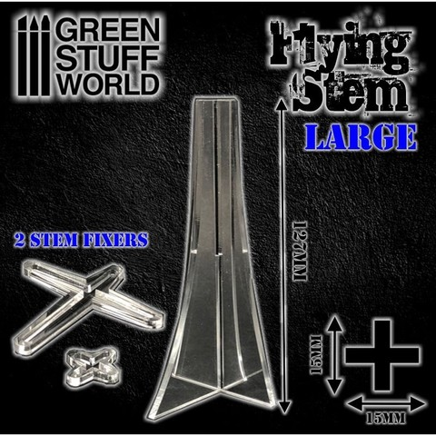 Flying Stem LARGE 127mm