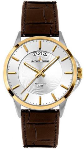 Купить Наручные часы Jacques Lemans 1-1540H по доступной цене