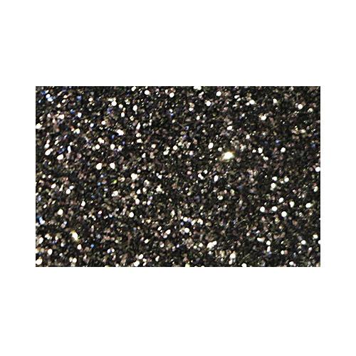 Краска Star Dust блестки Black / Черные 200/200 мкр 50 гр
