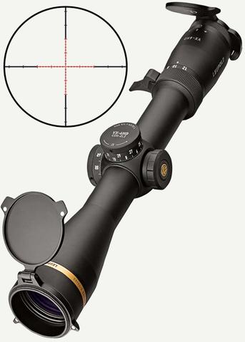 Leupold VX-6HD 2-12x42 CDS-ZL2 TMOA с подсветкой