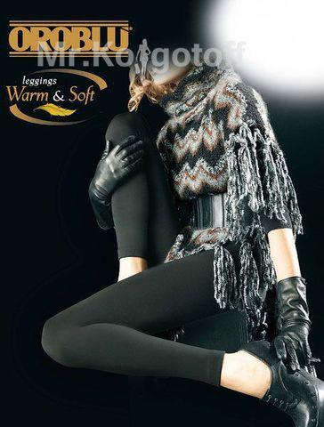 Леггинсы Oroblu Leggings Warm&Soft Opaque