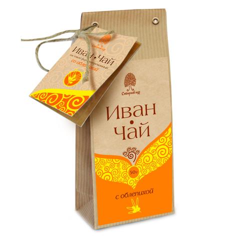 Иван-чай с облепихой 50 г