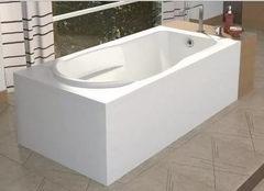 Ванна акриловая Vagnerplast (Вагнерпласт) Nymfa 150х70х38, прямоугольная