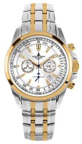 Купить Наручные часы Jacques Lemans 1-1117HN по доступной цене