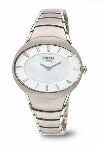 Купить Женские наручные часы Boccia Titanium 3165-10 по доступной цене