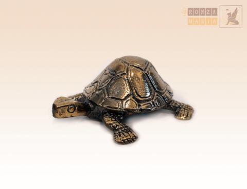 фигурка Черепаха шкатулка малая