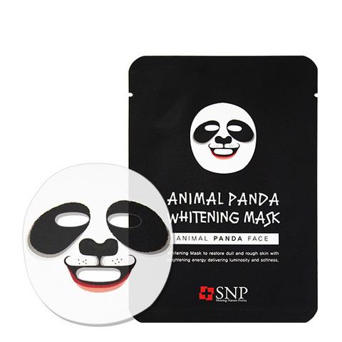 Отбеливающая тканевая маска для лица