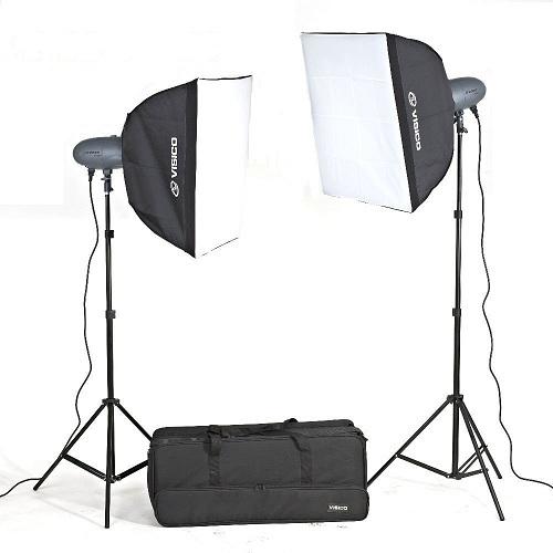 Visico VL PLUS 400 Soft Box Kit
