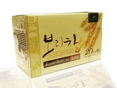 КОРЕЙСКИЙ НАПИТОК ИЗ ЯЧМЕНЯ / KOREAN BARLEY TEA
