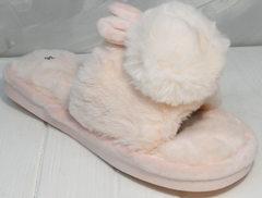 Тапочки домашние женские мягкие Yes Mile A-08 Pink