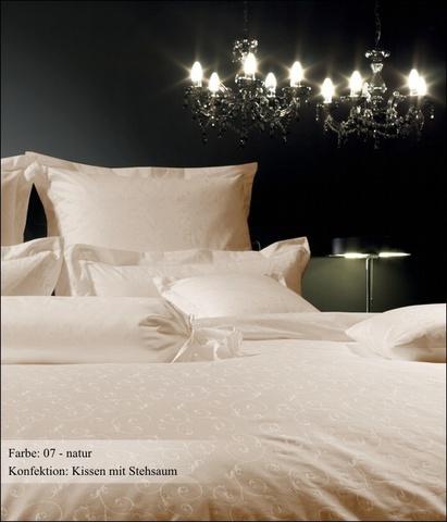 Постельное белье 2 спальное евро Janine Rubin натуральное