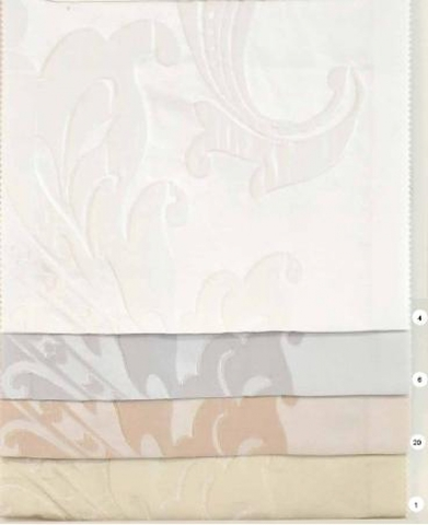 Покрывало 270х270 Blumarine Diadema жемчужное