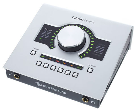 Аудиоинтерфейс Universal Audio Apollo Twin Solo