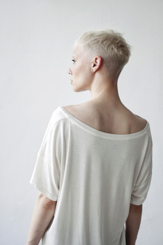 Женская футболка «Земфира» vis