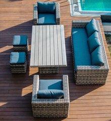 Комплект мебели Сан-Марино из искусственного ротанга