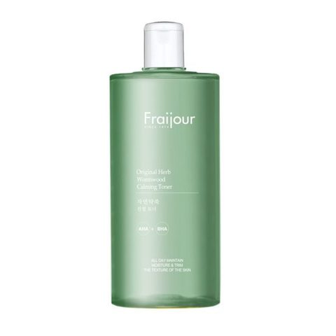 EVAS Fraijour Тонер для лица Original Herb Wormwood Calming Toner, 500 мл