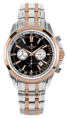 Купить Наручные часы Jacques Lemans 1-1117ON по доступной цене