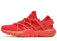 Кроссовки Мужские Nike Air Huarache NM Red