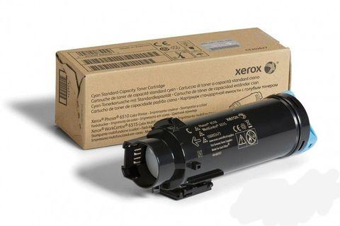 106R03693 - Тонер-картридж голубой (4,3K) Phaser 6510/ WC 6515