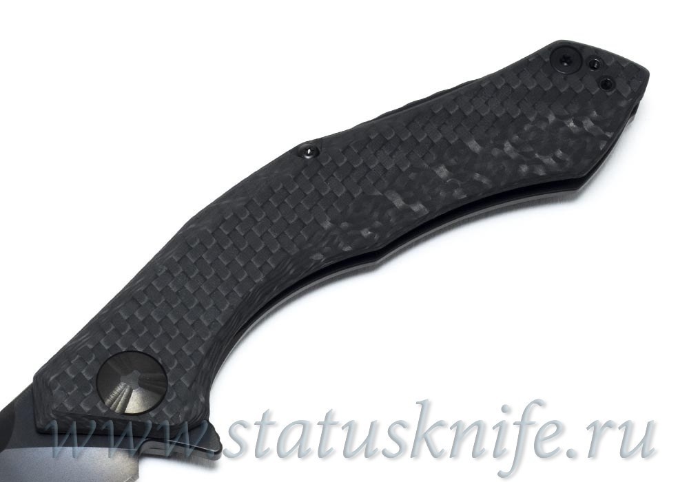 Нож Zero Tolerance 0462BLK ZT 0462BLK Sinkevich design