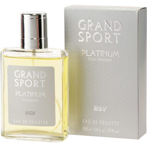 Ninel Parfum Grand Sport Туалетная вода для мужчин Platinum 100мл