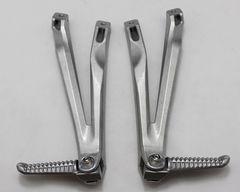 Подножки задние с кронштейнами для мотоцикла Yamaha YZF-R1 04-08