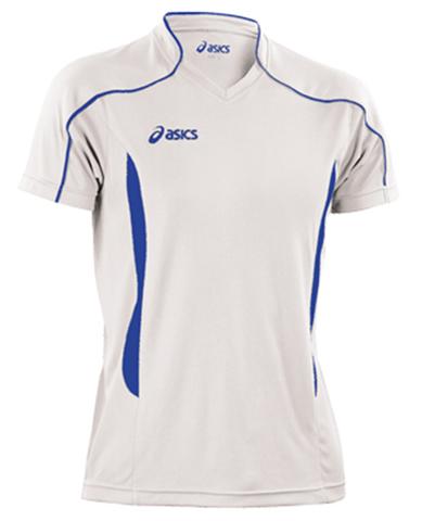 Волейбольная футболка Asics T-shirt Volo мужская white