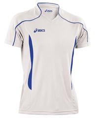 Мужская волейбольная футболка Asics T-shirt Volo (T604Z1 0143) белая
