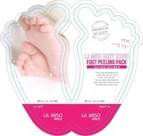 Корейские носки пилинг для ног La Miso Baby Shine