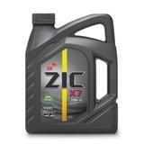 ZIC X7 Diesel 10W40 (6л)  - Синтетическое моторное масло для дизельных двигателей