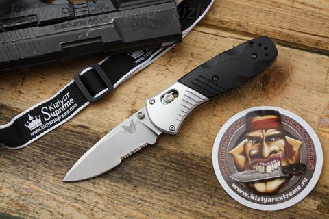Складной нож Mini Barrage 586S M390