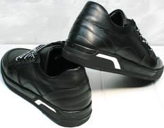 Кроссовки осенние женские Rifelini by Rovigo 121-1 All Black