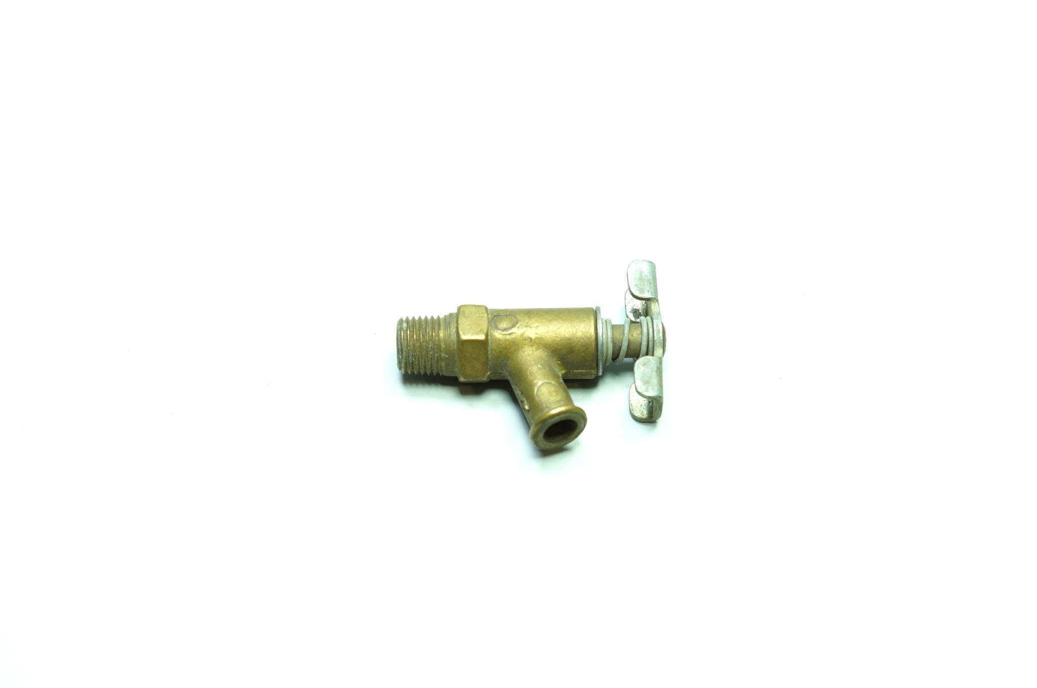 Сливной кран радиатора Газ