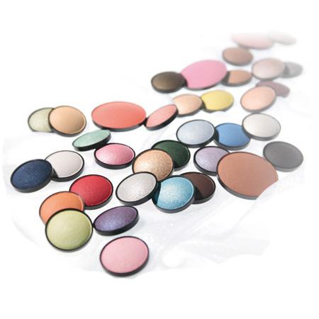 Тени для век Face The Colors цвет 025, 1,7 г