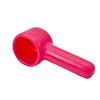 Насадка прямая розовая