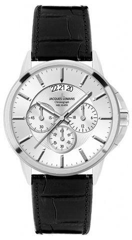 Купить Наручные часы Jacques Lemans 1-1542B по доступной цене