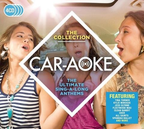 Сборник / The Collection: Car-aoke (4CD)