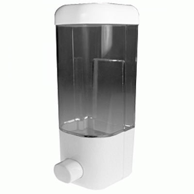 Дозатор настенный д/жидкого мыла V-0,55 л фото