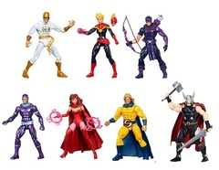 Marvel Legends Infinite — Avengers Series 01