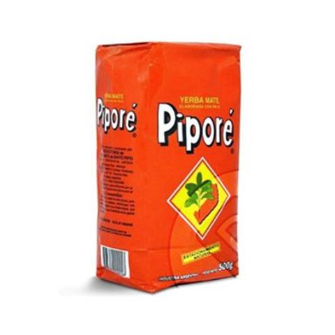 Чай травяной Йерба мате Pipore листовой 0,5 кг