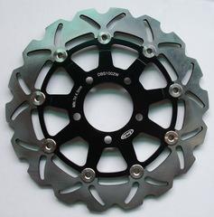 Тормозные диски передние для мотоцикла (2шт.) для Suzuki SV650 03-10, GSX600/750F 03-06