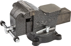 ЗУБР МАСТЕР, 100 мм, тиски слесарные