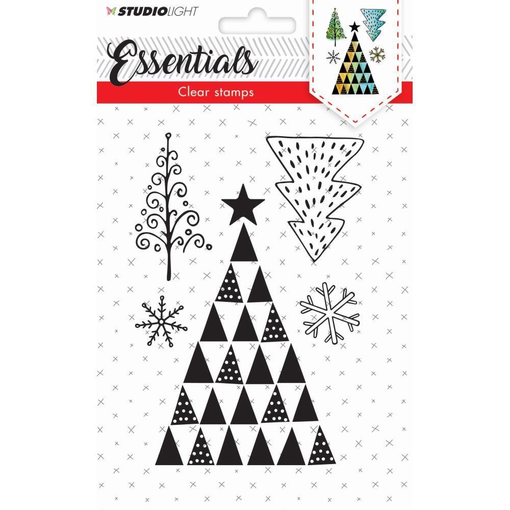 Штамп Studio Light Essentials A6 Stamps -11 х15 см