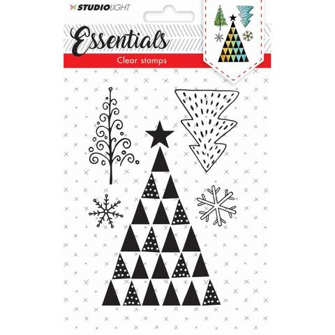 Штамп Studio Light Essentials A6 Stamps -11 х15 см