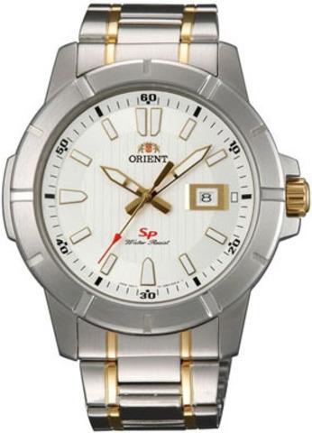Купить Наручные часы Orient FUNE9004W0 Sporty Quartz по доступной цене