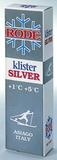 Лыжный клистер Rode K50 серебряный (+1/+5) 60гр