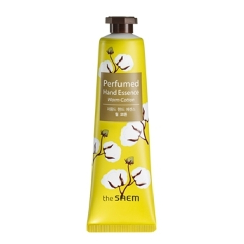 THE SAEM Hand P Крем-эссенция для рук парфюмированный Perfumed Hand Essence  -Warm Cotton- 30мл