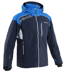 Горнолыжная мужская куртка из непродуваемой и влагозащитной мембраны Duratec