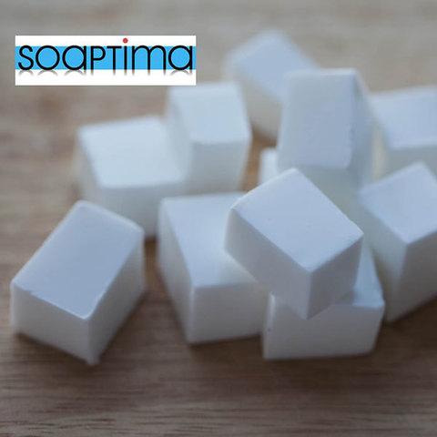 Белая основа для мыла Соаптима